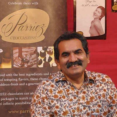 Praveen Grover, the Chocolatier